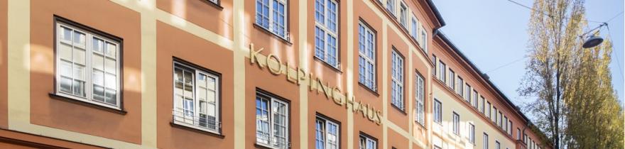 Das Kolpinghaus in München
